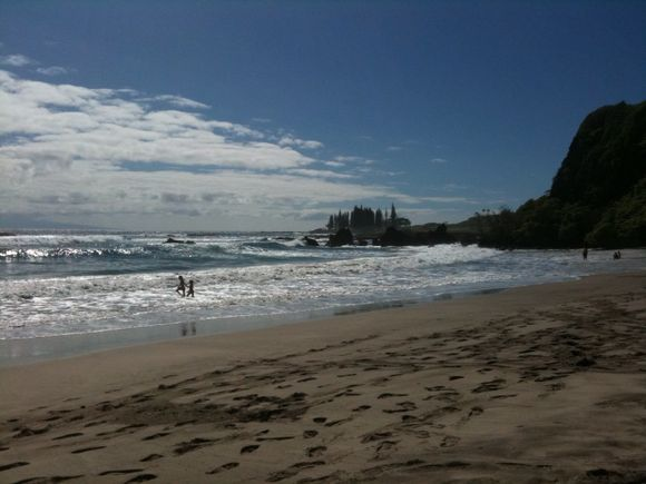 Hamoa Beach, HI (c) Claudia Ward