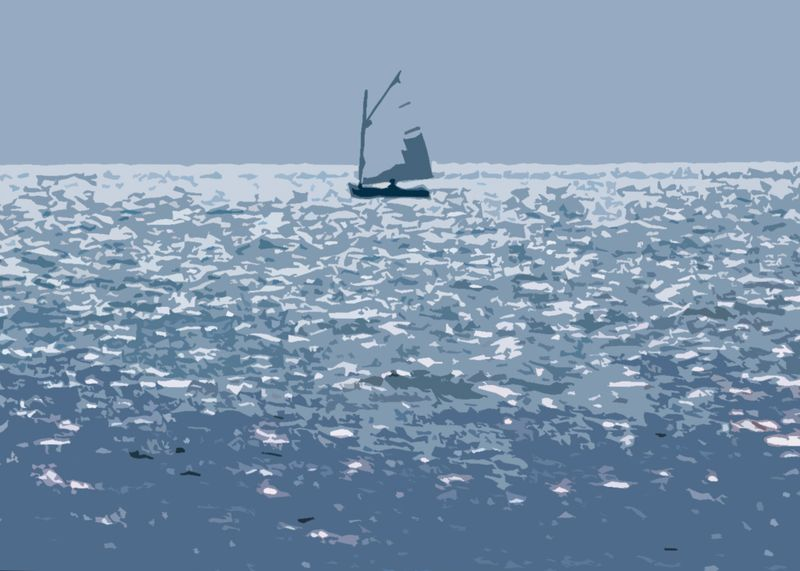 Sailing: Peace & Solitude