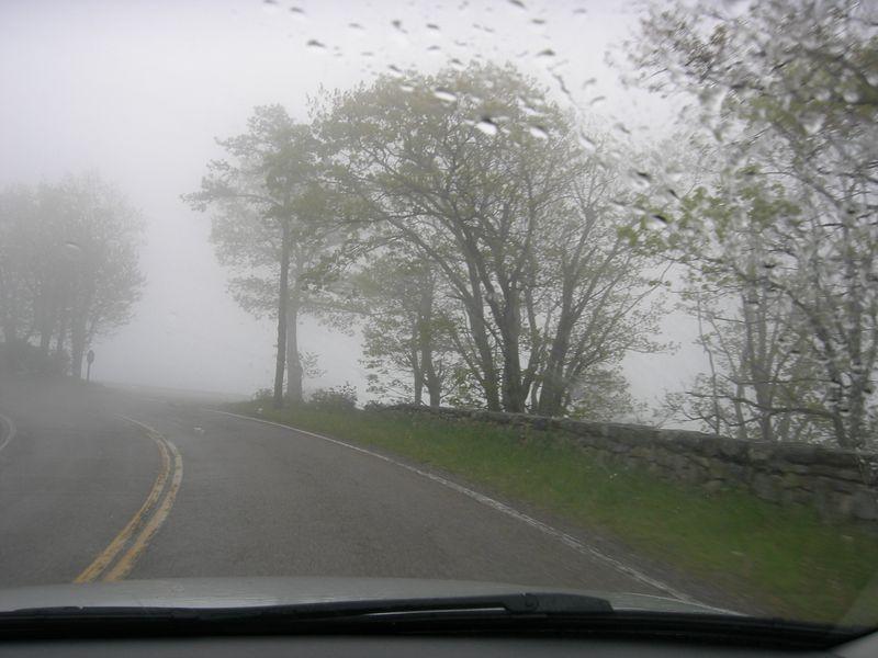 Skyline Drive, Shenandoah National Park, VA