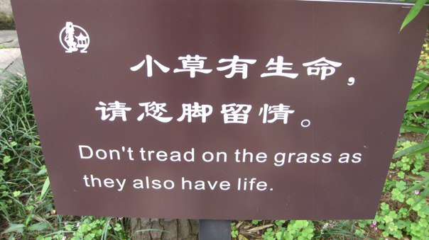 Chinese Sign 2