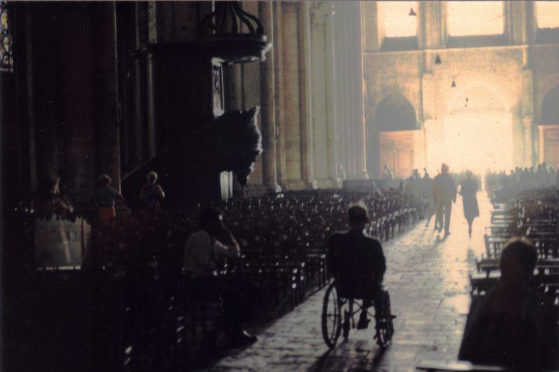 1987 Chartres Cathedral - John M. Ward Jr.