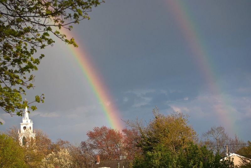 Bridgehampton Rainbows