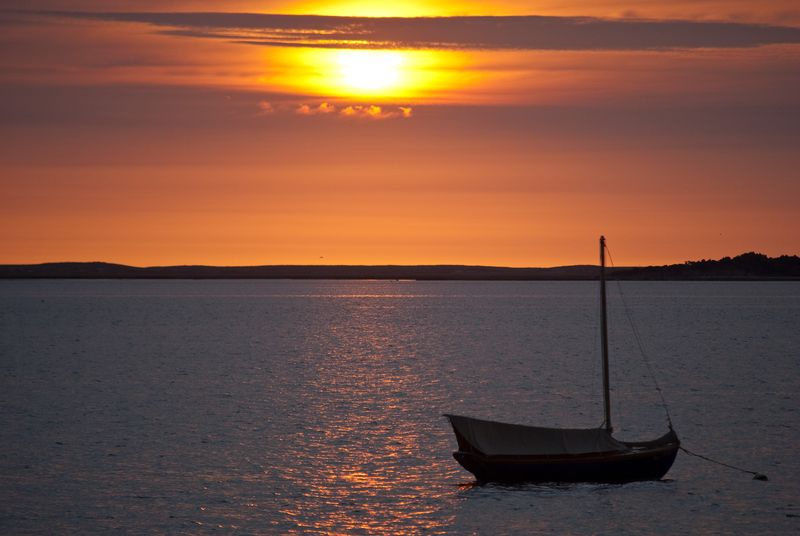 Dawn on Cape Cod ©2010 Claudia Ward