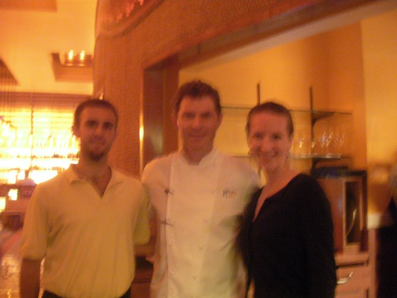 Bobby Flay at Mesa Grill