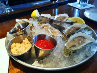 Capers Island Oysters