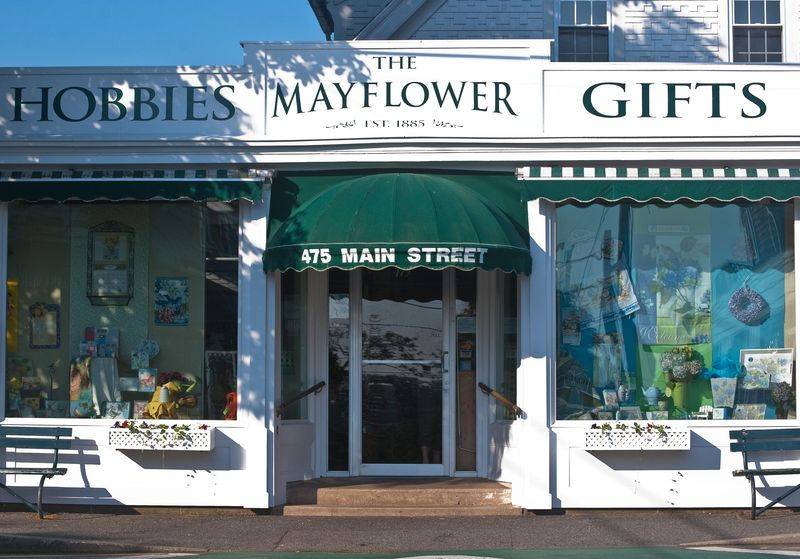 The Mayflower - Chatham MA