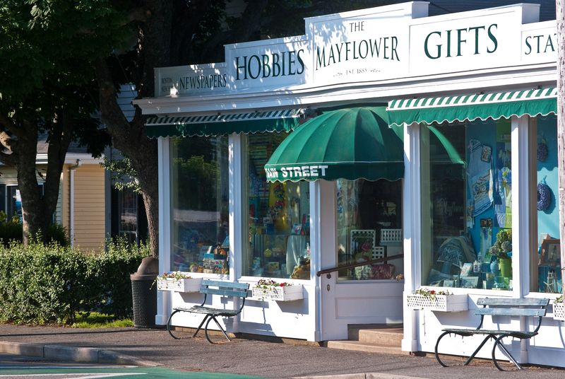 The Mayflower Shop - Chatham, MA