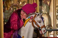 On the Carousel ©2010 Claudia Ward
