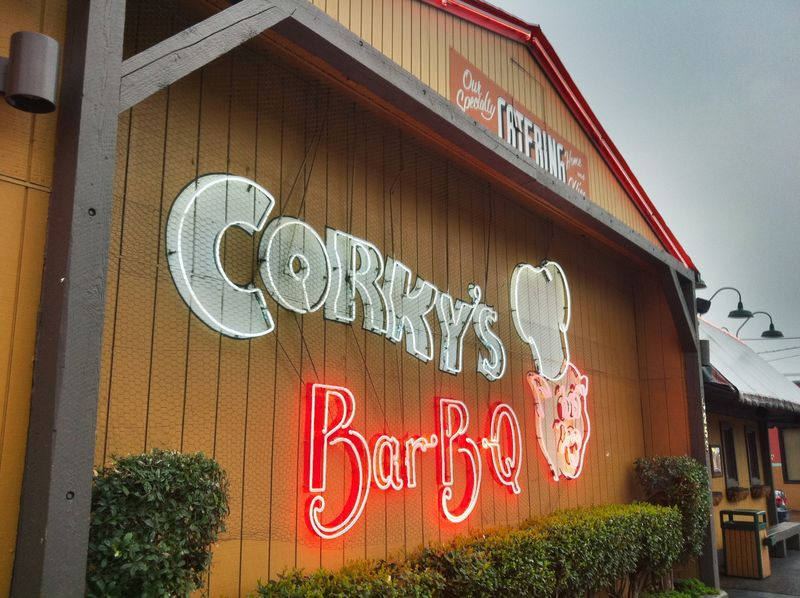 Corky's in East Memphis, TN