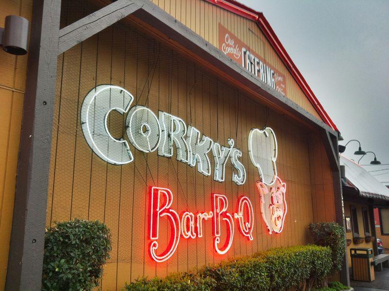 Corky's in East Memphis, TN