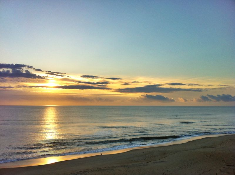 Dawn in Nags Head NC