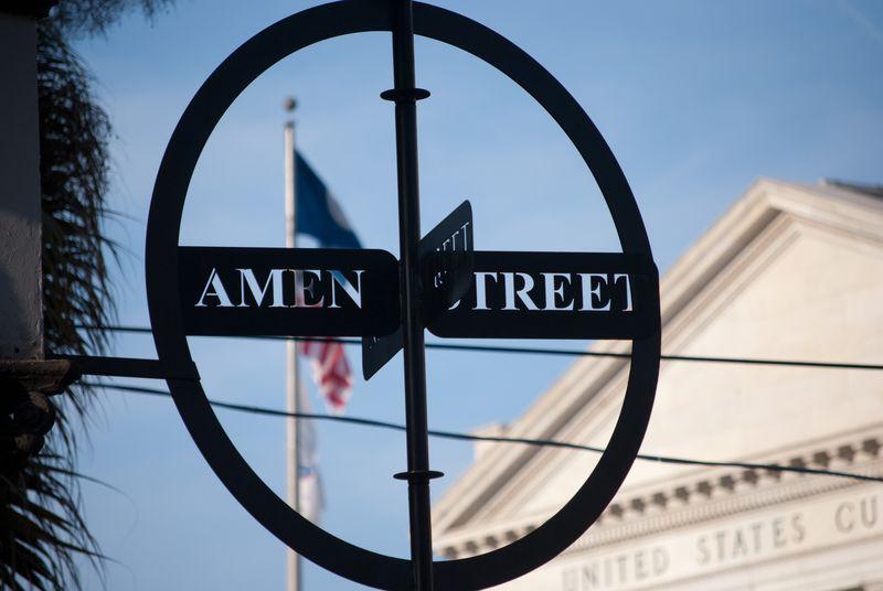 Amen Street