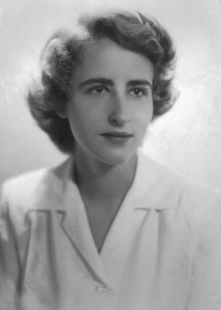 Helen Husted circa 1944