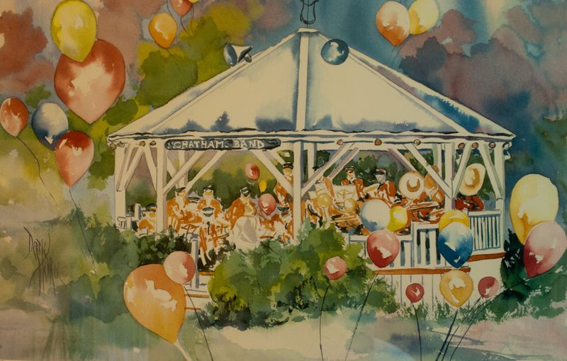 """""""Chatham Band"""" by Debbie Hearle"""