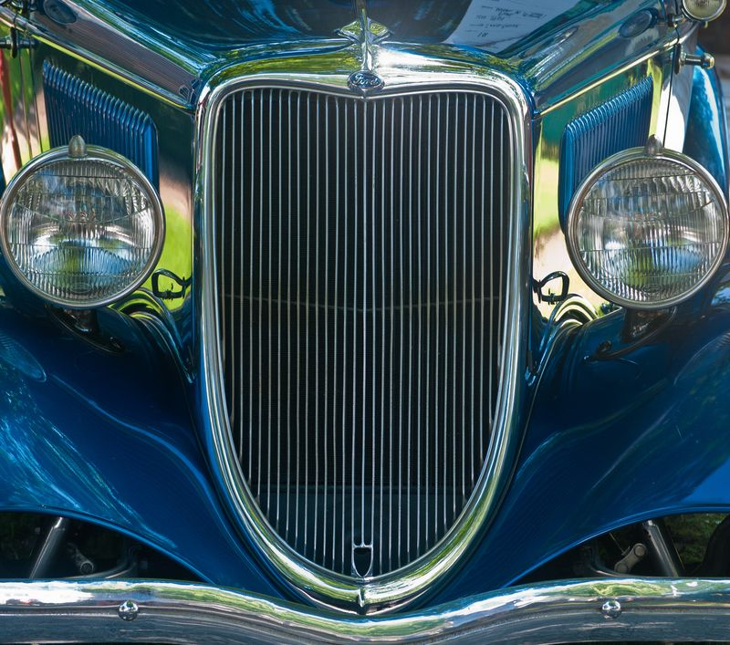 1934 Ford Model 40 - SH_Antique_Auto_Show_2011