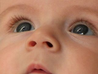 A Baby's Eyes