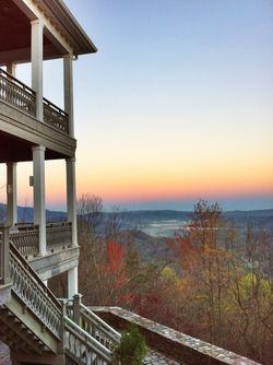 Gracehill BandB in the Smoky Mountains