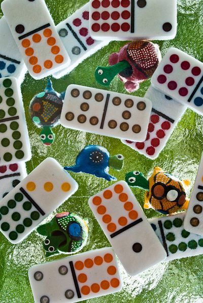 Turtles and Tiles ©2011 Claudia Ward