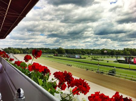 Saratoga Springs Racetrack