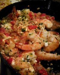 Roasted_Shrimp_with_Feta by Peter Tooker