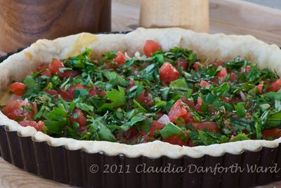 Tomato_and_Mustard_Tart_in Pâte Brisée