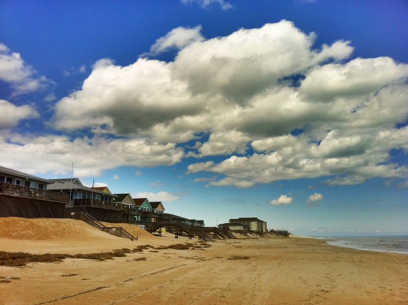 The Outer Banks of North Carolina © 2011 Claudia Ward