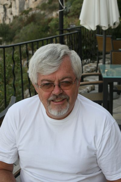 Peter in Eze, France