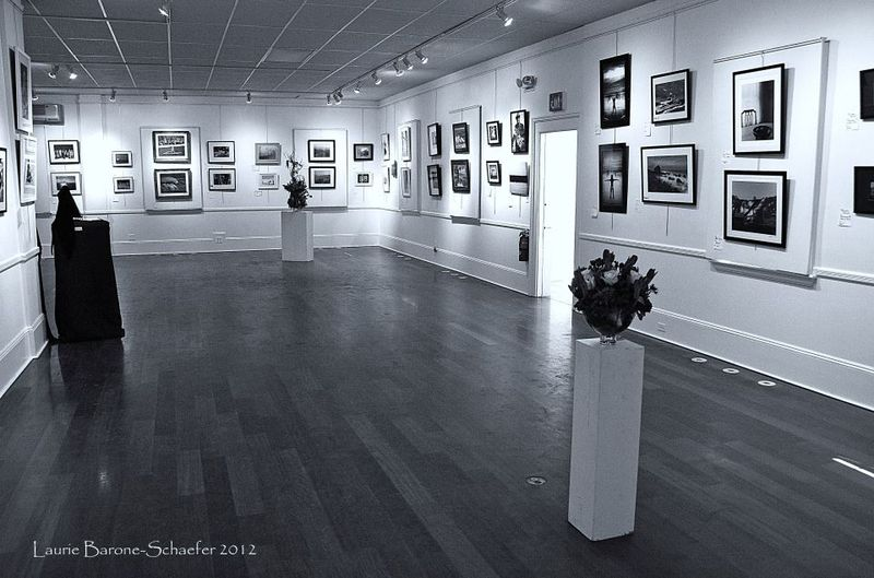 February 2012 Photo Exhibition at Ashawagh Hall photo by Laurie Barone-Schaefer