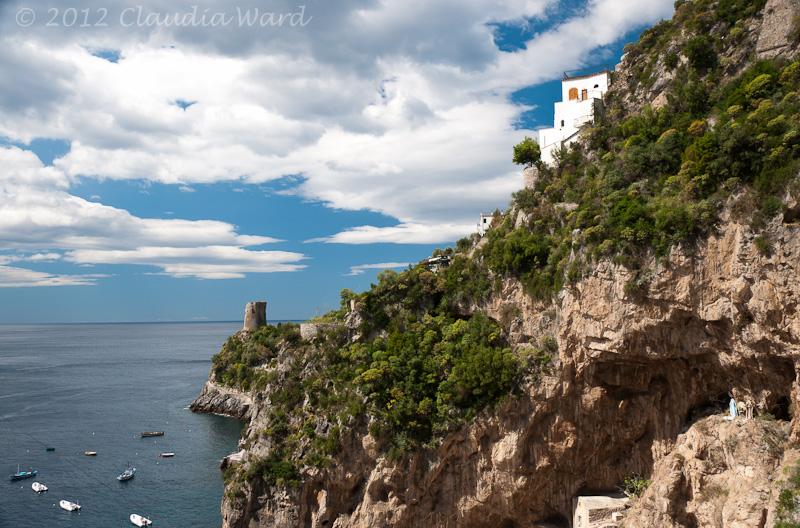 Fishing Village on the Amalfi Coast