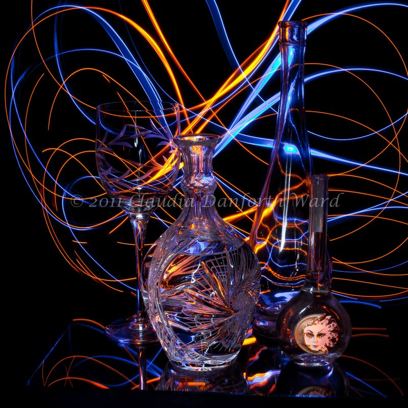 Light_Painting © Peter Tooker & Claudia Ward