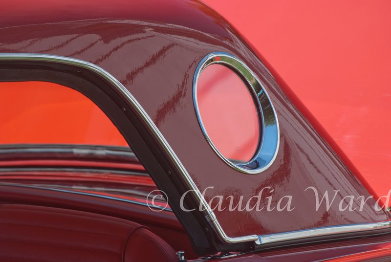 """Timeless"" 1957 T-Bird ©2010 Claudia Ward"