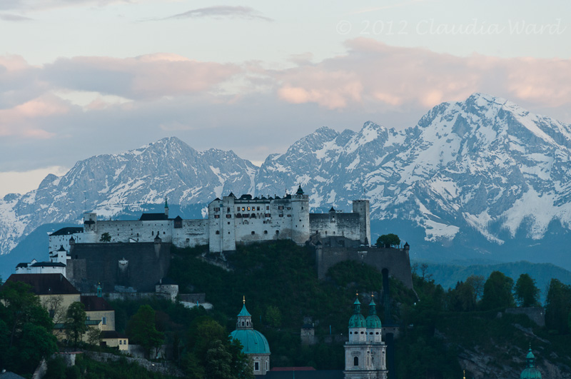 Salzburg, Austria - View from Our Room
