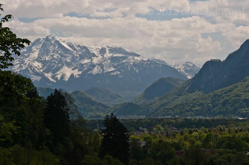 Austrian Alps - Salzburg, Austria