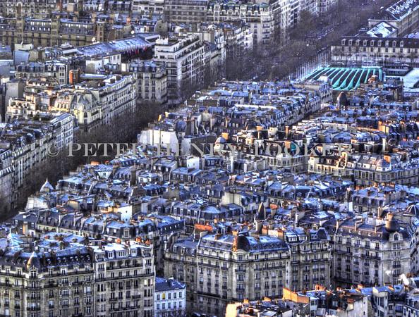Montparnasse Paris - HDR ©2010 Peter Tooker