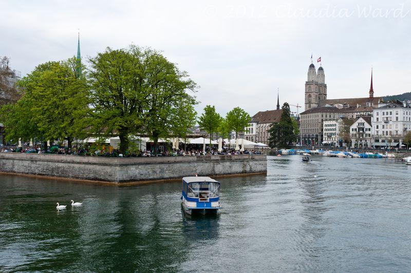 Zurich © 2012 Claudia Ward