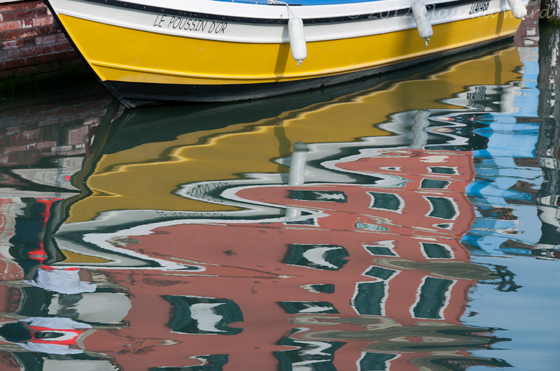 Reflections on Burano