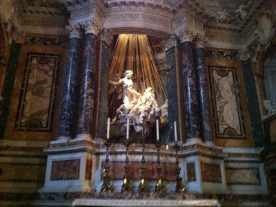 The Ecstasy of St. Teresa by Bernini