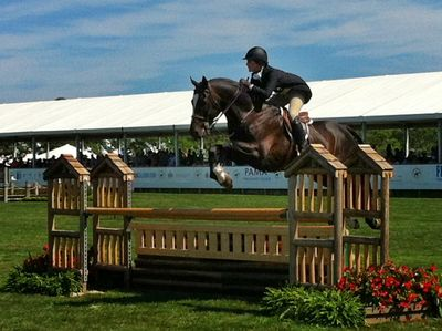 Hunter Competition at The Hampton Classic