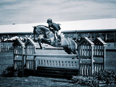 Hunter Derby at The Hamptn Classic 2012