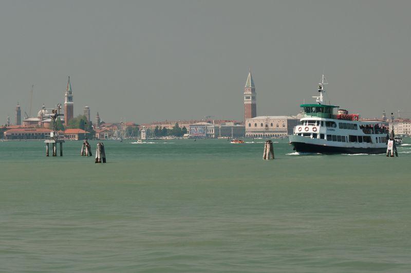 San Giorgio Maggiore and the Campanile