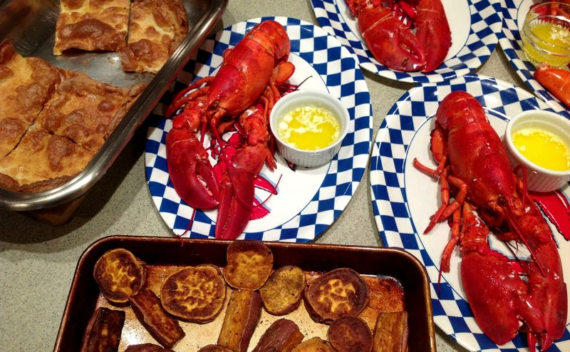 New England Thanksgiving Dinner