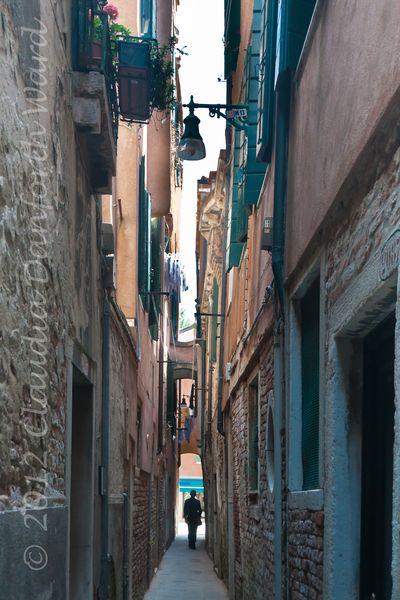 Venice © 2012 Claudia Danforth Ward