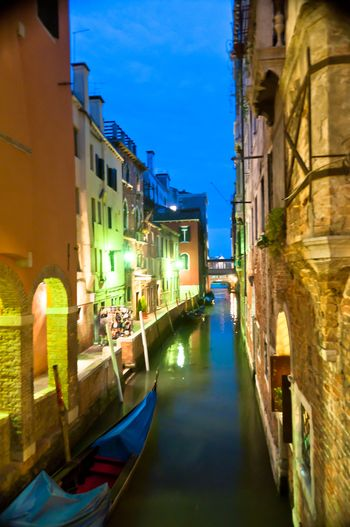Venice at Dusk ©2012 Claudia Ward