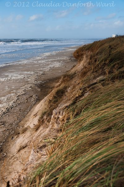 Breached Dunes in Bridgehampton