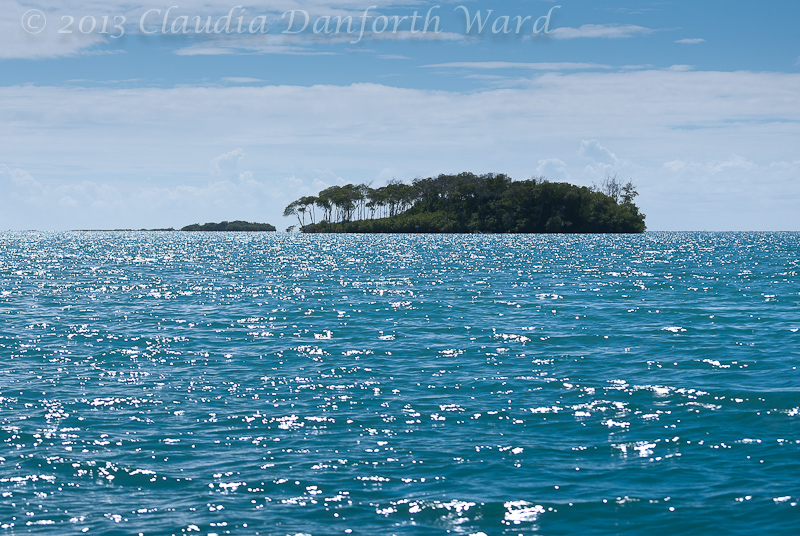 Islands off the coast of Parguera, Puerto Rico