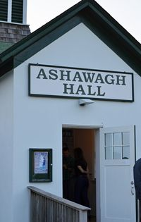 Ashawagh Hall East Hampton NY