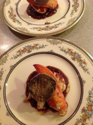 Roasted Maine Lobster Thomas Keller Style