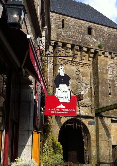 La Mère Poulard - Mont Saint Michel