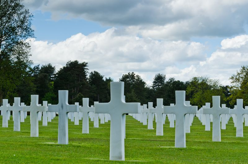 American Cemetery at Colleville