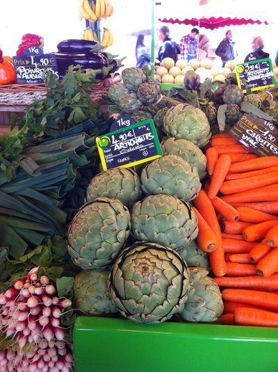 Deauville Farmer's Market